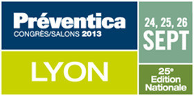 Préventica Lyon 2013