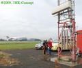Formation sur pylône Glide (aéronautique)