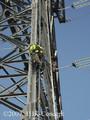 Formation monteur sur pylône HTB